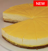 Lust in Lemon Cheesecake