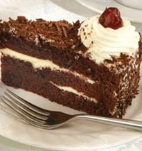 Luxury Black Forest Gateaux