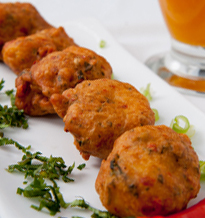 Chicken  Fillet Pakora (25-30g)