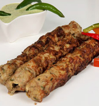 Chicken Seekh Kebab (70g)