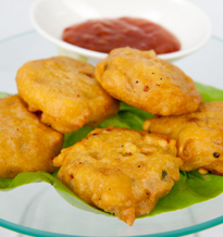 Potato Cutlet (40g)