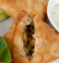 Punjabi Vegetable Samosa (65g)