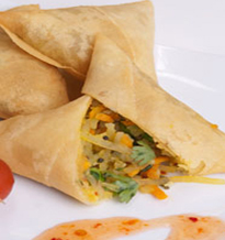 Vegetable Samosa (40g)